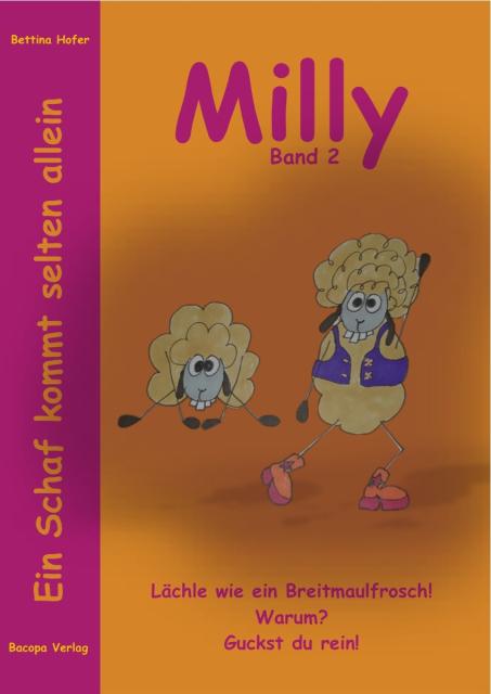 Milly Band 2. Ein Schaf kommt selten allein isbn 9783991140191