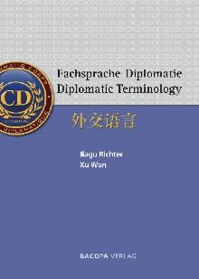 Fachsprache Diplomatie isbn 9783903071599