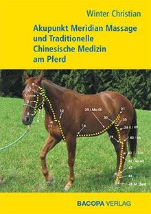 Akupunkt Meridian Massage und Traditionelle Chinesische Medizin am Pferd