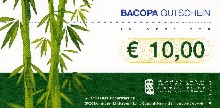 Bacopa Gutschein 10,00 Euro