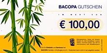 Bacopa Gutschein 100,00 Euro