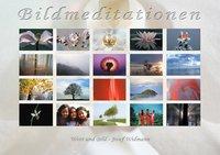 Kunstpostkartenset mit 20 Bildmeditationen in Geschenkbox