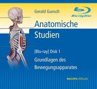Anatomische Studien. Blu-ray in Full-HD (1920 1080p) Grundlagen des Bewegungsapparates